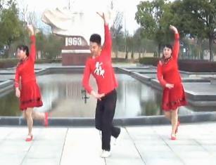 楠楠广场舞 山里红图片